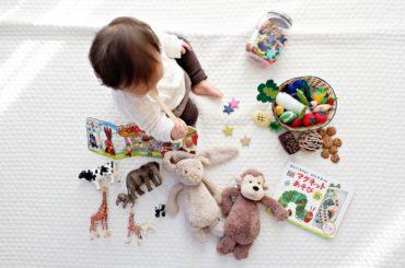 絵本と赤ちゃん